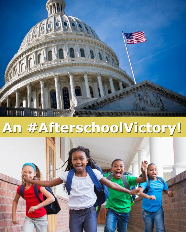 An #AfterschoolVictory!